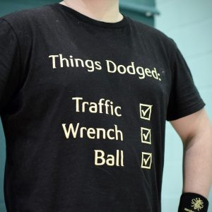 'Things Dodged' T-Shirt